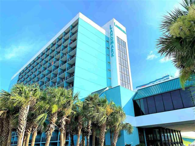 1501 Ocean Blvd. S #605, Myrtle Beach, SC 29577 (MLS #1905837) :: Garden City Realty, Inc.
