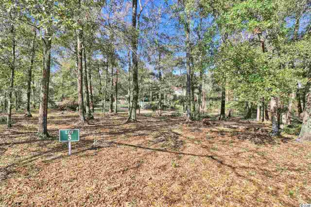 Lot 3 Legacy Ct., Pawleys Island, SC 29585 (MLS #1905849) :: The Hoffman Group