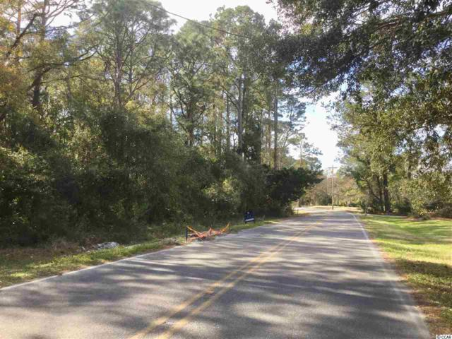 86 K Parkview Dr., Pawleys Island, SC 29585 (MLS #1905974) :: The Hoffman Group