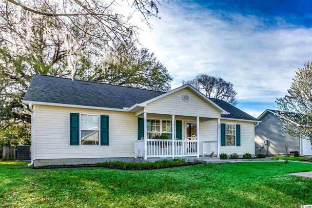 357 Sean River Rd., Conway, SC 29526 (MLS #1906023) :: The Hoffman Group
