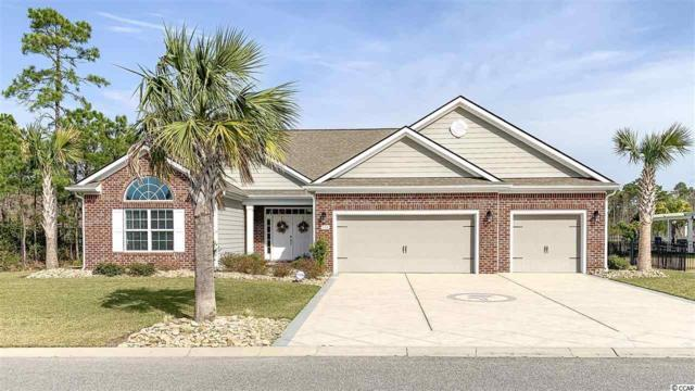 334 Babylon Pine Dr., Myrtle Beach, SC 29579 (MLS #1906096) :: The Litchfield Company