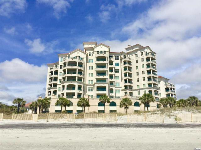 130 Vista Del Mar Ln. #1301, Myrtle Beach, SC 29572 (MLS #1906466) :: Garden City Realty, Inc.
