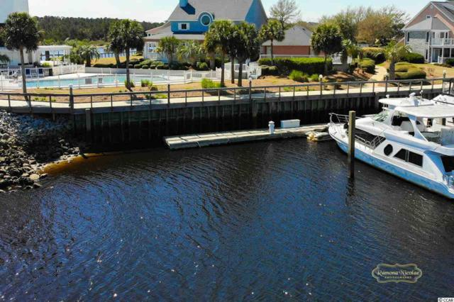 Slip N-9 Lightkeepers Marina, Little River, SC 29566 (MLS #1906474) :: Keller Williams Realty Myrtle Beach