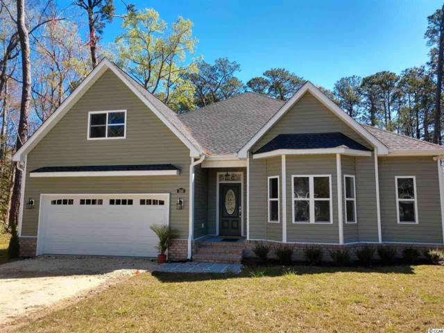 306 Hill Dr., Pawleys Island, SC 29585 (MLS #1906653) :: The Lachicotte Company