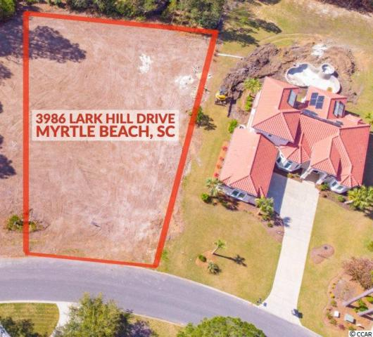 3986 Lark Hill Dr., Myrtle Beach, SC 29577 (MLS #1906806) :: The Hoffman Group