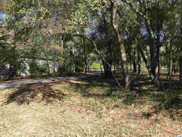 Lot 628 Chester Rd., North Myrtle Beach, SC 29582 (MLS #1906846) :: The Hoffman Group