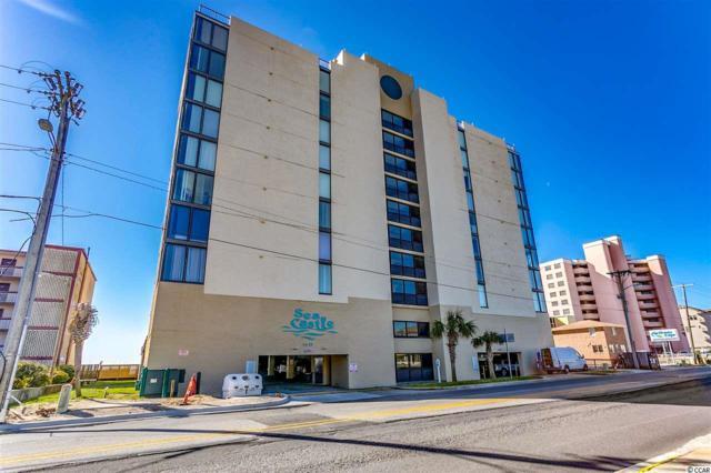 1425 S Ocean Blvd. 3G, North Myrtle Beach, SC 29582 (MLS #1906928) :: The Lachicotte Company