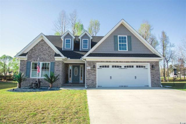 217 Grassy Meadow Ct., Aynor, SC 29511 (MLS #1906981) :: The Litchfield Company