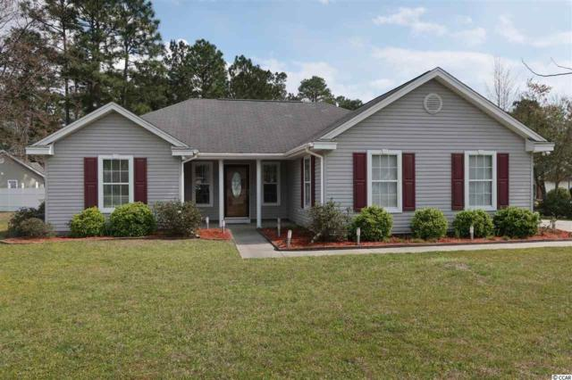 4196 High Brass Covey, Myrtle Beach, SC 29588 (MLS #1907024) :: The Litchfield Company