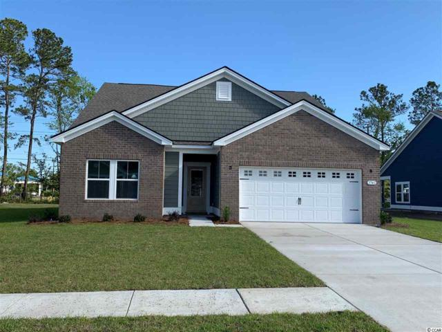 1741 N Cove Ct., North Myrtle Beach, SC 29582 (MLS #1907062) :: James W. Smith Real Estate Co.