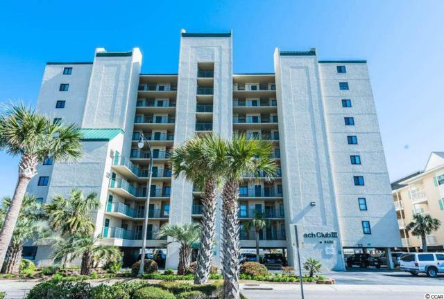 4505 S Ocean Blvd. 9-B, North Myrtle Beach, SC 29582 (MLS #1907084) :: James W. Smith Real Estate Co.