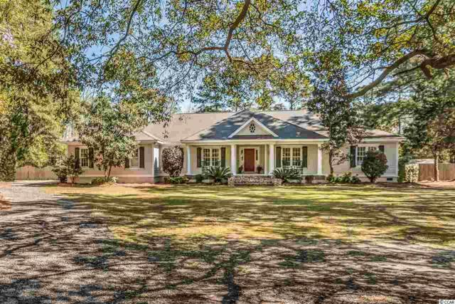 125 Post Office Ln., Pawleys Island, SC 29585 (MLS #1907230) :: The Hoffman Group