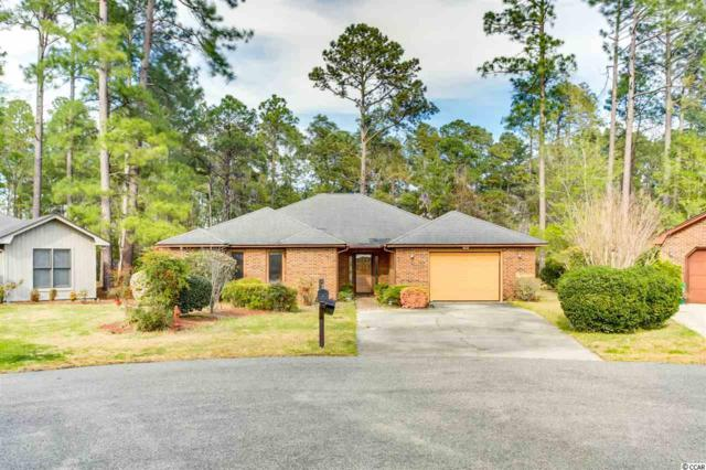 105 Linden Circle, Conway, SC 29526 (MLS #1907294) :: The Litchfield Company
