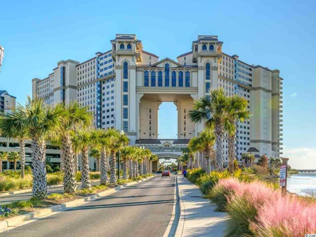 100 North Beach Blvd. #1215, North Myrtle Beach, SC 29582 (MLS #1907383) :: Sloan Realty Group