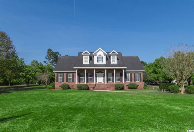 6194 Hunting Swamp Rd., Conway, SC 29527 (MLS #1907426) :: The Hoffman Group