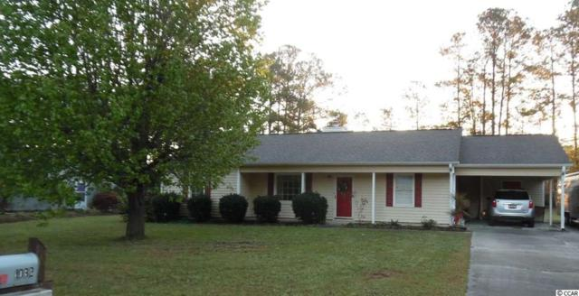 1032 Madge Ct., Conway, SC 29526 (MLS #1907454) :: The Litchfield Company