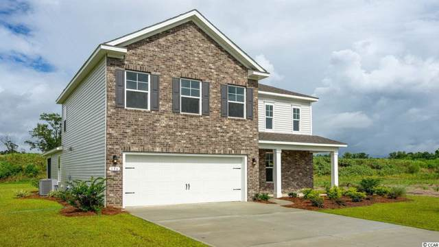 156 Bucky Loop, Murrells Inlet, SC 29576 (MLS #1907762) :: The Greg Sisson Team with RE/MAX First Choice