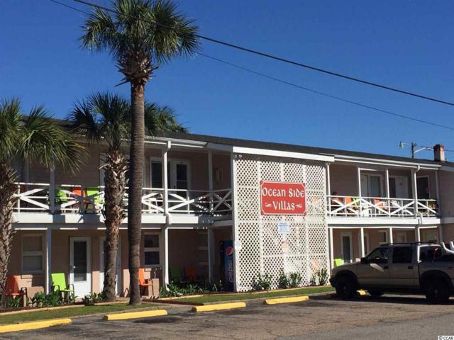 307 Flagg St. #206, Myrtle Beach, SC 29577 (MLS #1908076) :: James W. Smith Real Estate Co.