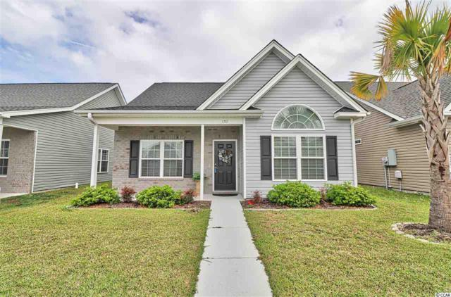 151 Palm Cove Circle, Myrtle Beach, SC 29588 (MLS #1908140) :: The Hoffman Group