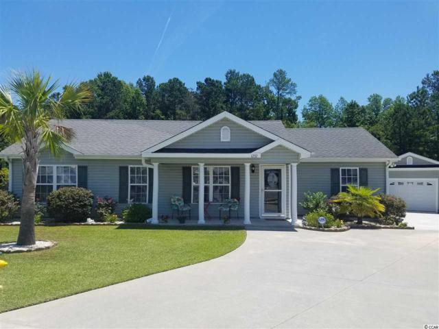 1232 Dunraven Ct., Conway, SC 29527 (MLS #1908143) :: The Litchfield Company