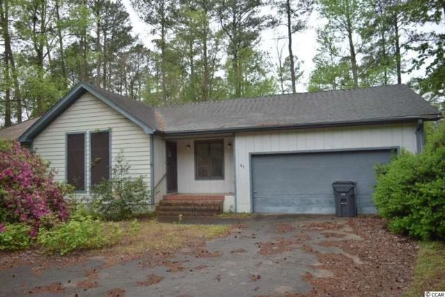 61 Persimmon Rd., Carolina Shores, NC 28467 (MLS #1908421) :: The Litchfield Company