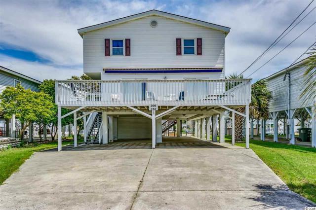 310 35th Ave. N, North Myrtle Beach, SC 29582 (MLS #1908624) :: Garden City Realty, Inc.
