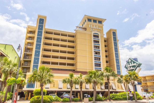 1200 N Ocean Blvd. #1012, Myrtle Beach, SC 29577 (MLS #1908676) :: United Real Estate Myrtle Beach