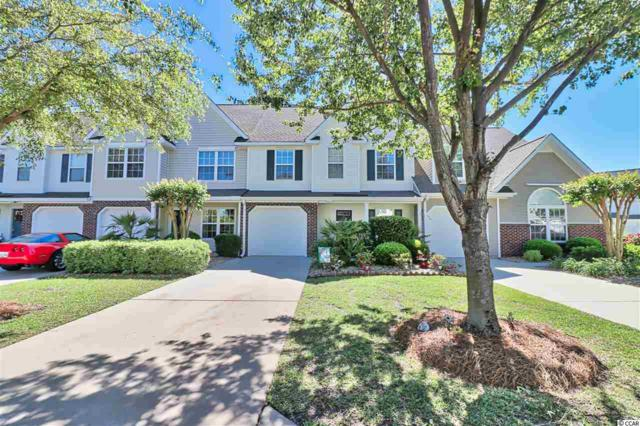 1093 Stanton Pl. #1093, Myrtle Beach, SC 29579 (MLS #1908703) :: The Trembley Group