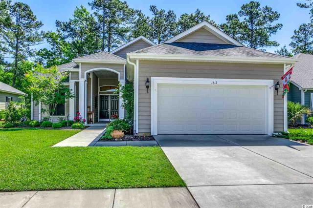 1612 Murrell Pl., Murrells Inlet, SC 29576 (MLS #1908755) :: Jerry Pinkas Real Estate Experts, Inc