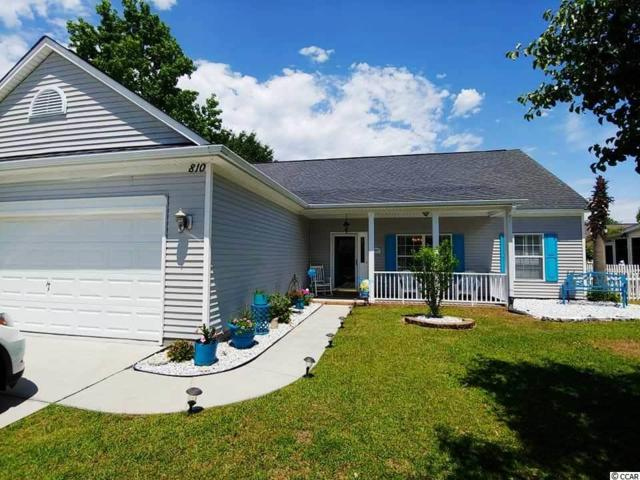 810 Aster Ct., Myrtle Beach, SC 29579 (MLS #1908778) :: Right Find Homes