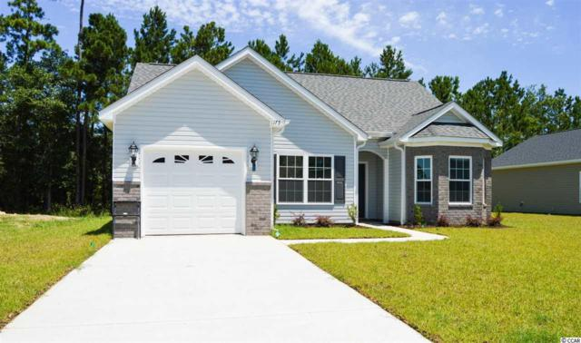 175 Fountain Pointe Ln., Myrtle Beach, SC 29588 (MLS #1908786) :: The Hoffman Group