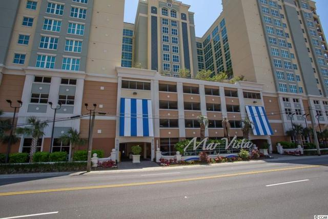 603 S Ocean Blvd. #612, North Myrtle Beach, SC 29582 (MLS #1908819) :: Hawkeye Realty