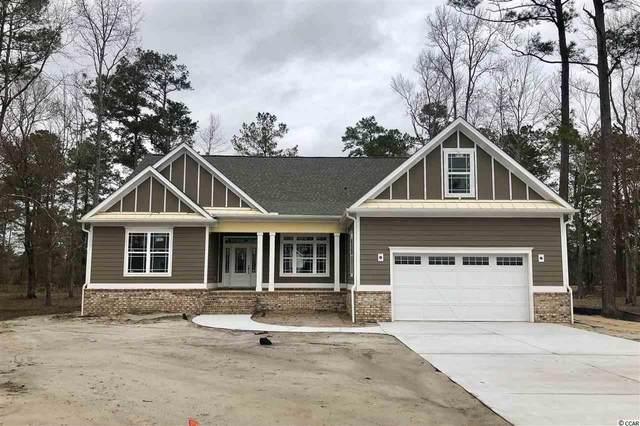 605 Crow Creek Dr., Calabash, NC 28467 (MLS #1908848) :: Jerry Pinkas Real Estate Experts, Inc