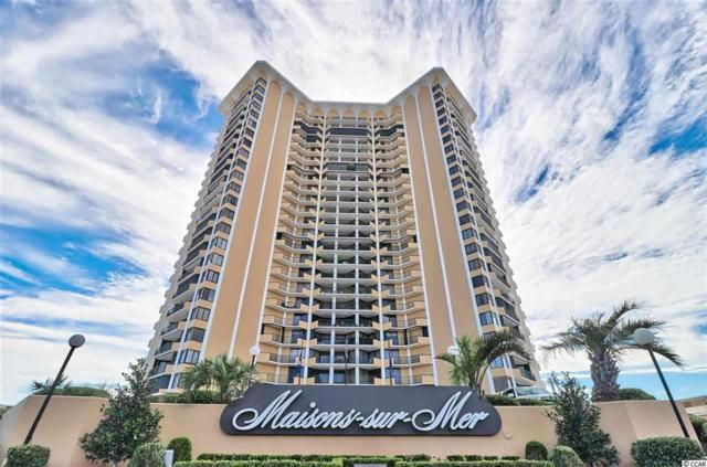 9650 Shore Dr. #1406, Myrtle Beach, SC 29572 (MLS #1909007) :: The Hoffman Group
