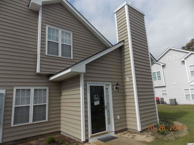 503 20th Ave. N 8D, North Myrtle Beach, SC 29582 (MLS #1909046) :: Garden City Realty, Inc.