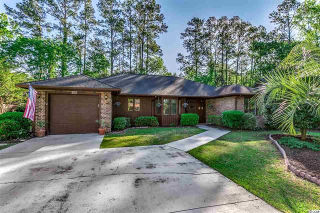 105 Timberline Dr., Conway, SC 29526 (MLS #1909104) :: Berkshire Hathaway HomeServices Myrtle Beach Real Estate