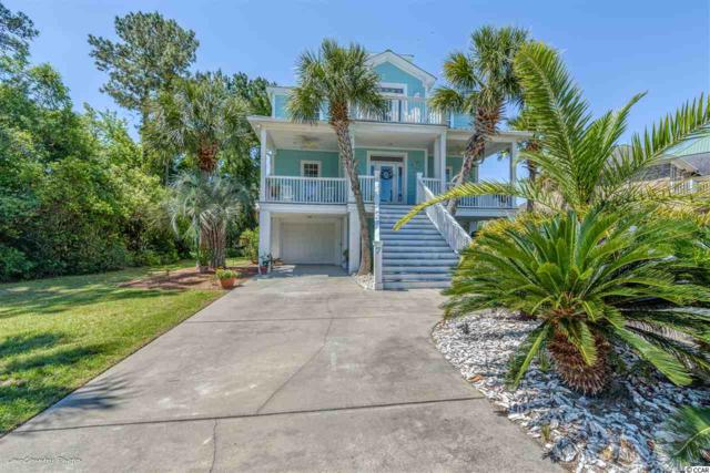 7 Cottage Dr., Murrells Inlet, SC 29576 (MLS #1909125) :: Garden City Realty, Inc.