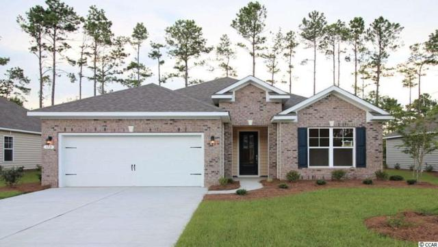 2713 Stellar Loop, Myrtle Beach, SC 29577 (MLS #1909393) :: The Hoffman Group