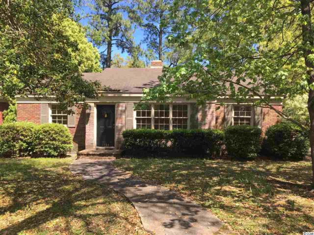 1166 Palmetto St., Georgetown, SC 29440 (MLS #1909514) :: The Litchfield Company