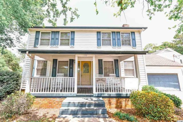 120 16th Ave. S, Surfside Beach, SC 29575 (MLS #1909723) :: James W. Smith Real Estate Co.