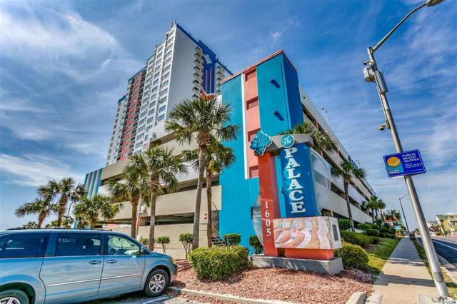 1605 S Ocean Blvd. #108, Myrtle Beach, SC 29577 (MLS #1909759) :: The Hoffman Group