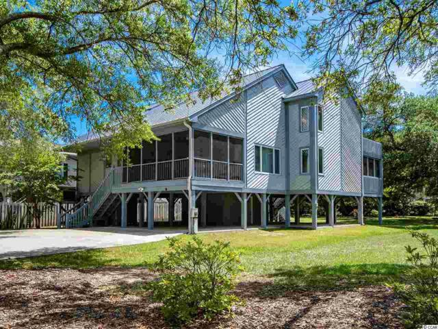 12 Bobcat Dr., Pawleys Island, SC 29585 (MLS #1909822) :: The Lachicotte Company