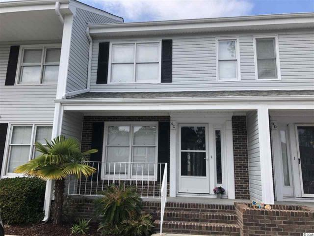 4115 Little River Rd. 9C, Myrtle Beach, SC 29577 (MLS #1910063) :: The Greg Sisson Team with RE/MAX First Choice