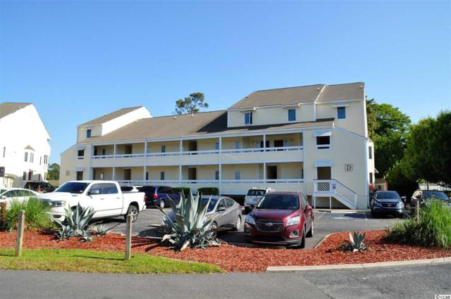 1100 Possum Trot Rd. 104-D, North Myrtle Beach, SC 29582 (MLS #1910258) :: The Hoffman Group