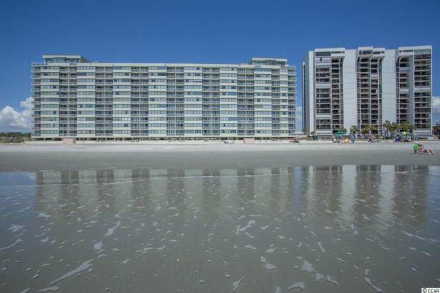 9400 Shore Dr. #1125, Myrtle Beach, SC 29572 (MLS #1910462) :: Hawkeye Realty