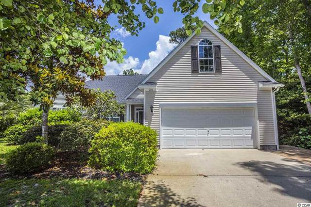 203 Tradition Club Dr., Pawleys Island, SC 29585 (MLS #1910904) :: The Lachicotte Company
