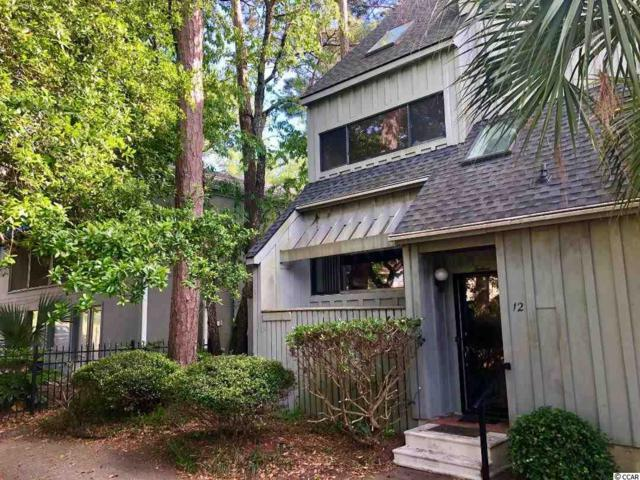 7300 Porcher Dr. #12, Myrtle Beach, SC 29572 (MLS #1911112) :: Right Find Homes