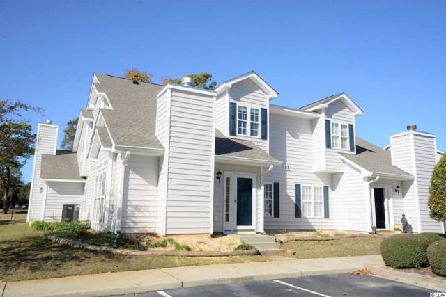 503 20th Ave. N 17A, North Myrtle Beach, SC 29582 (MLS #1911115) :: Jerry Pinkas Real Estate Experts, Inc