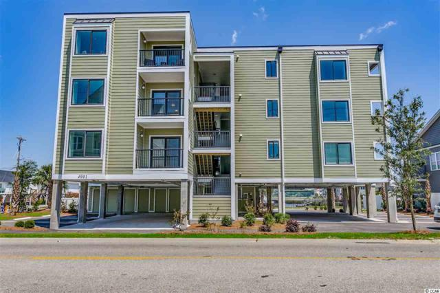 4901 N Ocean Blvd. 2O, North Myrtle Beach, SC 29582 (MLS #1911485) :: James W. Smith Real Estate Co.