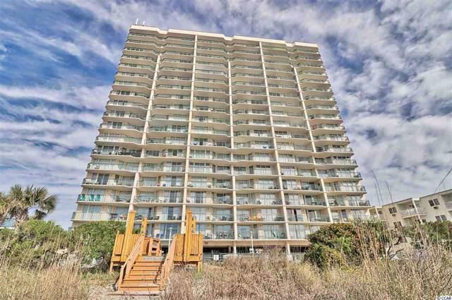 3805 S Ocean Blvd. #301, North Myrtle Beach, SC 29582 (MLS #1912180) :: James W. Smith Real Estate Co.